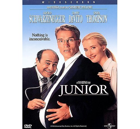 Junior (DVD) - image 1 of 1