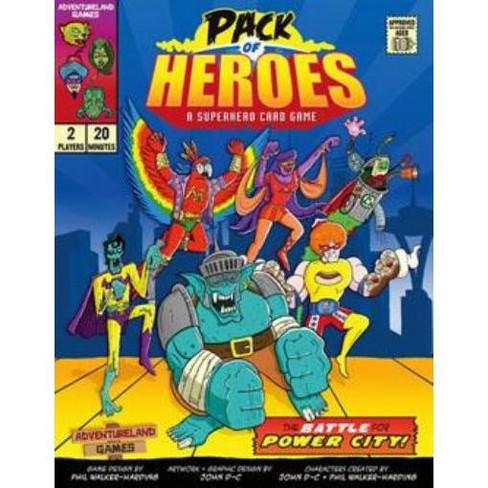 Pack of Heroes Board Game - image 1 of 1