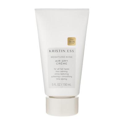 Kristin Ess Weightless Shine Air Dry Crème - 5 fl oz