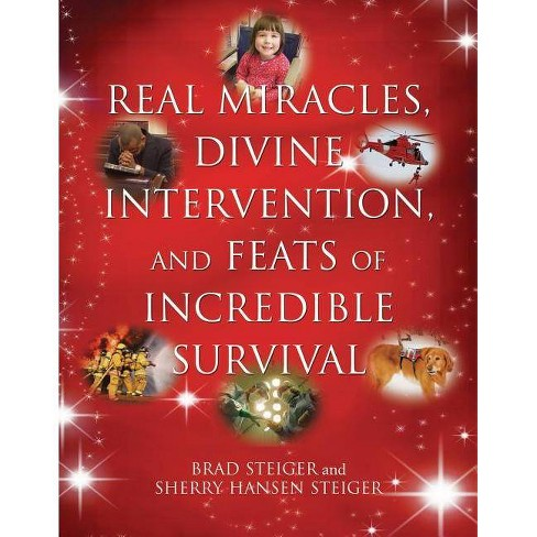 Real Miracles, Divine Intervention, and Feats of Incredible Survival - (Paperback) - image 1 of 1