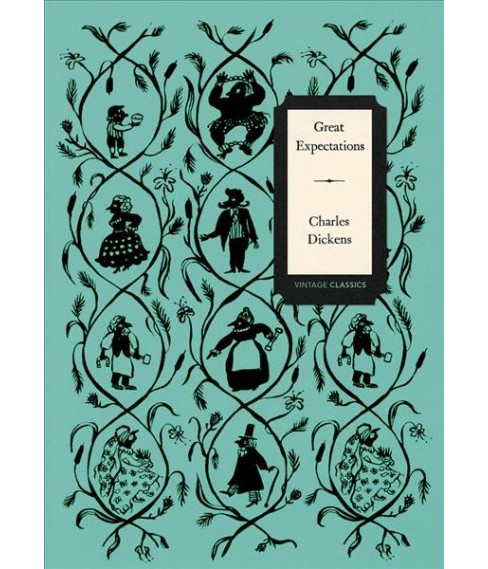Great Expectations -  Reissue (Vintage Classics) by Charles Dickens (Paperback) - image 1 of 1