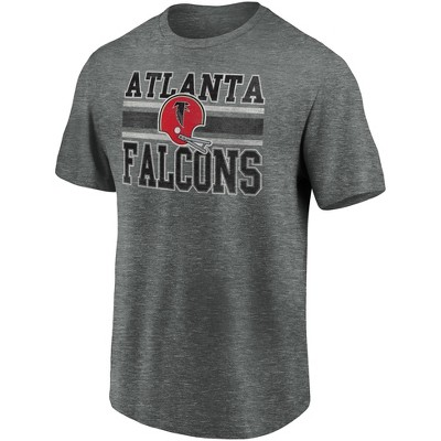 NFL Atlanta Falcons Men's Short Sleeve Bi-Blend T-Shirt