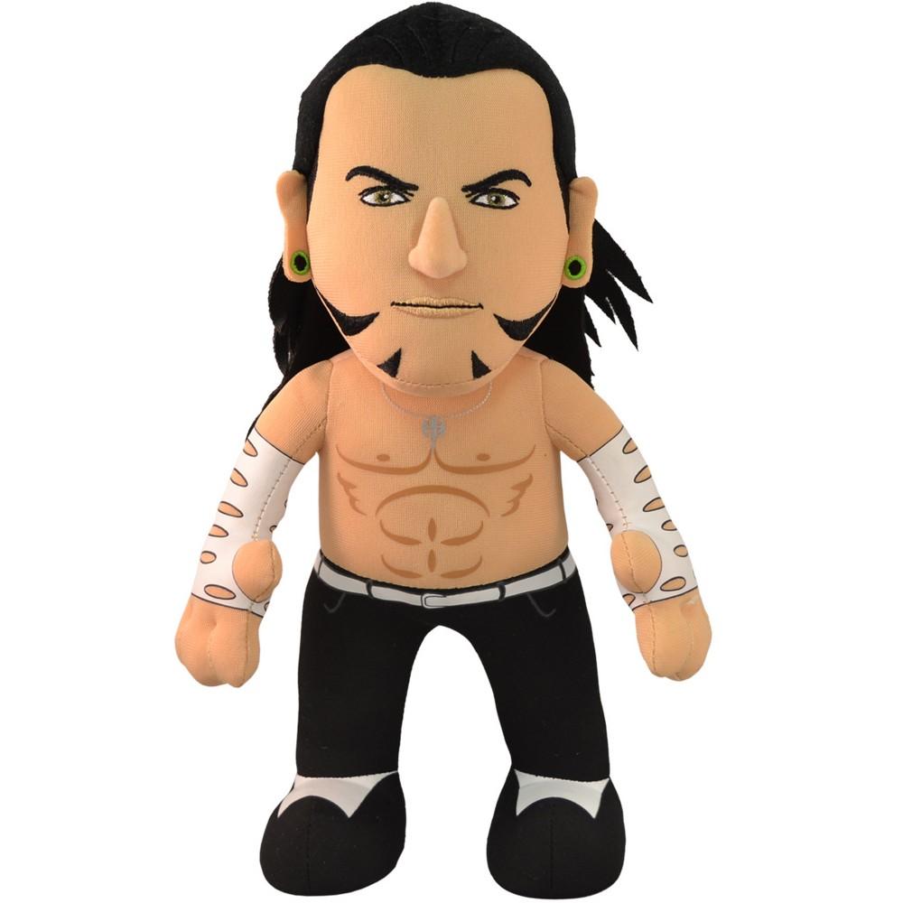 """Image of """"WWE Jeff Hardy 10"""""""" Plush, stuffed dolls"""""""