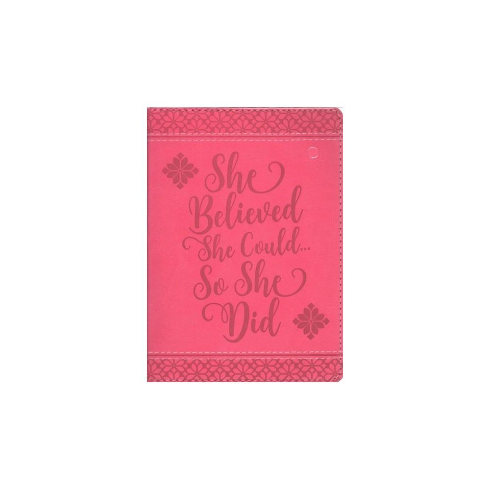 She Believed Artisan Journal - (Hardcover) She Believed Artisan Journal - (Hardcover)