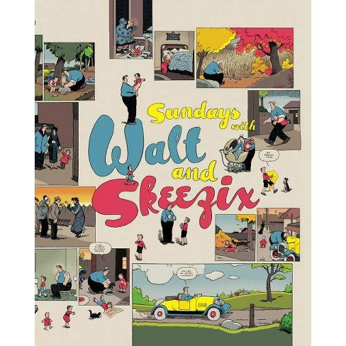 Sundays with Walt and Skeezix - by  Frank King (Hardcover) - image 1 of 1
