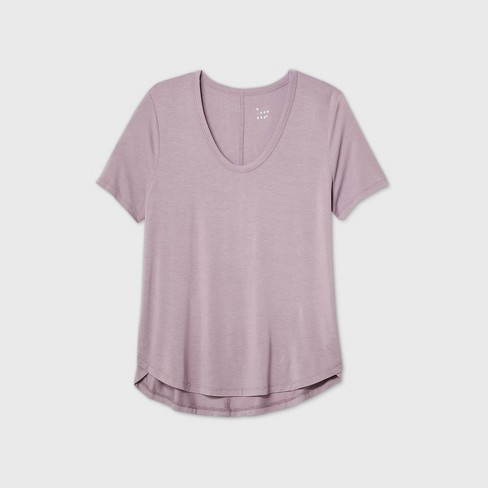 Women's Short Sleeve Scoop Neck T-Shirt - A New Day™ - image 1 of 1