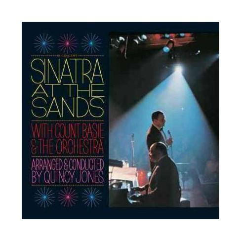Frank Sinatra - Sinatra At The Sands (CD) - image 1 of 1