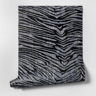 Zebra Lines Wallpaper - Opalhouse™