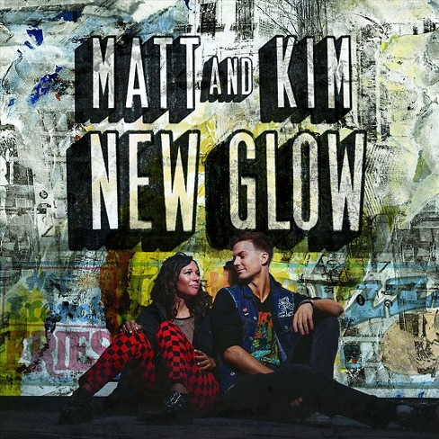 Matt & kim - New glow (Vinyl) - image 1 of 1