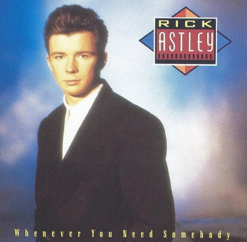 Rick astley - Whenever you need somebody (CD) - image 1 of 2