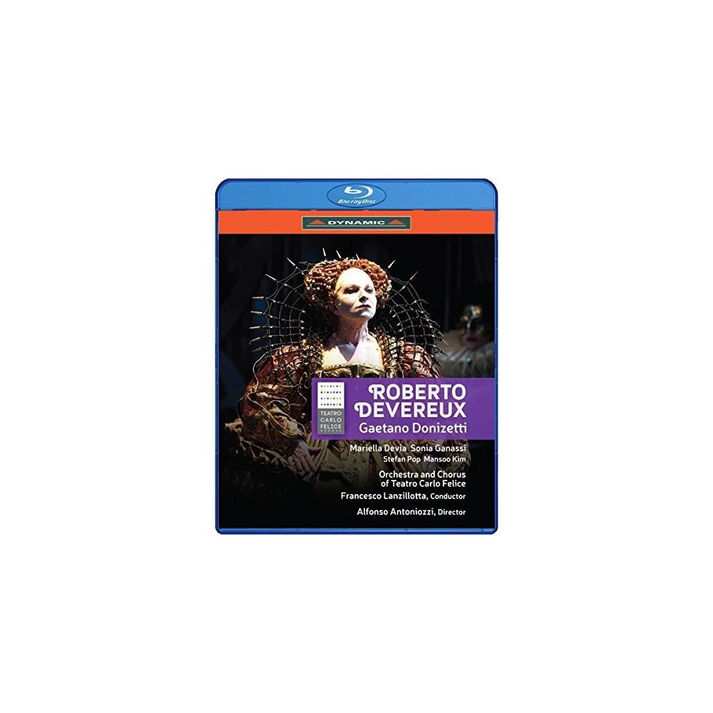 Donizetti:Roberto Devereux (Blu-ray)