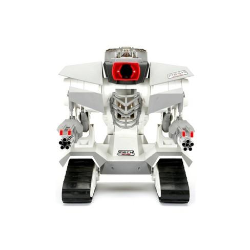 New Bright Radio Control RC FF 12 8V M E C H Grey & Black Robo Cannon 15 25