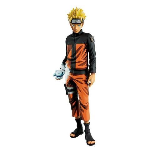 Naruto Shippuden Grandista Shinobi Relations Manga Dimensions Naruto Uzumaki 10 6 Inch Collectible Pvc Figure