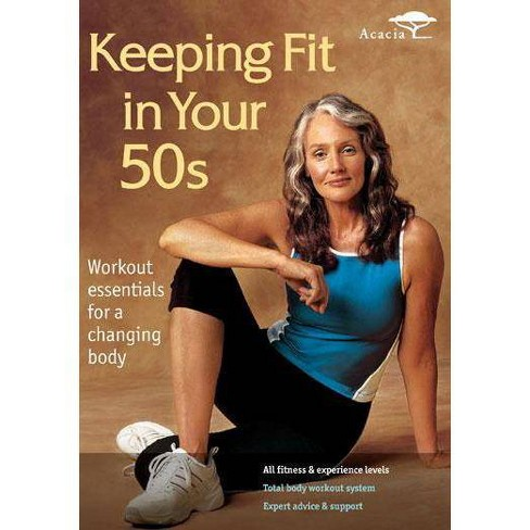 Keeping Fit In Your 50s Dvd 2004 Target Participants needed for reseach on juror behavior i am looking for volunteers who were aged 55 or older during their time of jury service. keeping fit in your 50s dvd 2004