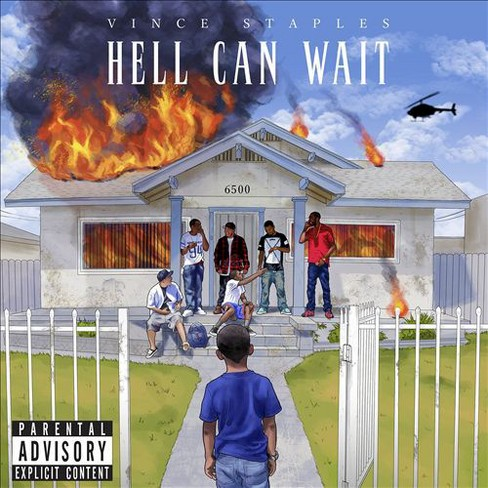 Vince Staples - Hell Can Wait (CD)