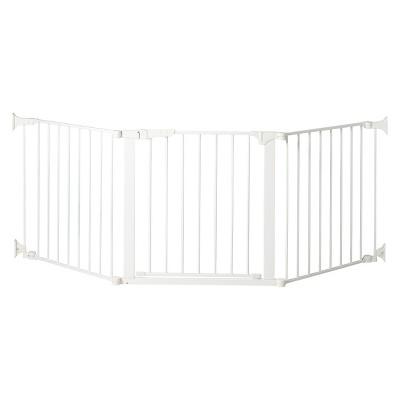 KidCo Auto Close Configure Baby Gate - White