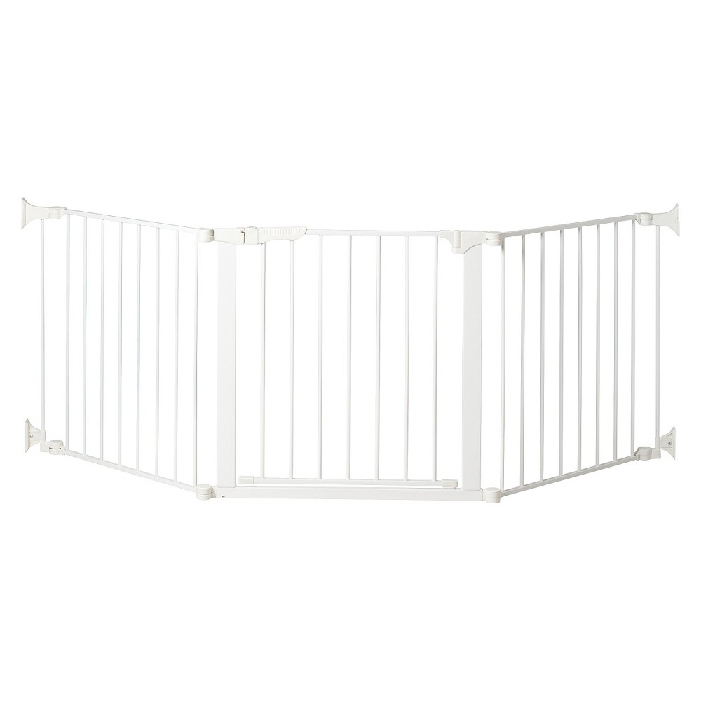 Image of KidCo Auto Close Configure Baby Gate - White