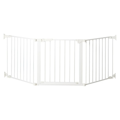 KidCo Auto Close Configure Baby Gate - White - image 1 of 9