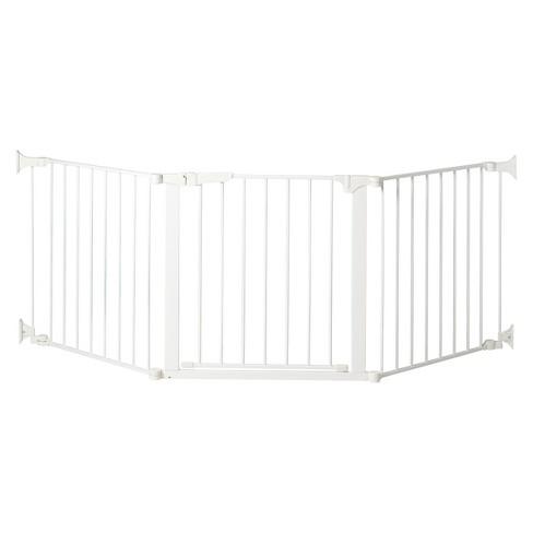 KidCo Auto Close Configure Baby Gate - White - image 1 of 4