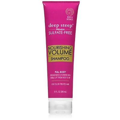 Deep Steep Nourishing Volume Shampoo - 10 fl oz