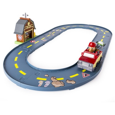 Paw Patrol - Rocky's Barn Rescue Track Set - image 1 of 9