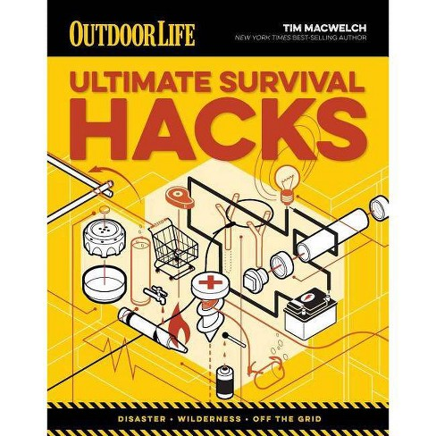 Ultimate Survival Hacks - by  Tim Macwelch (Paperback) - image 1 of 1