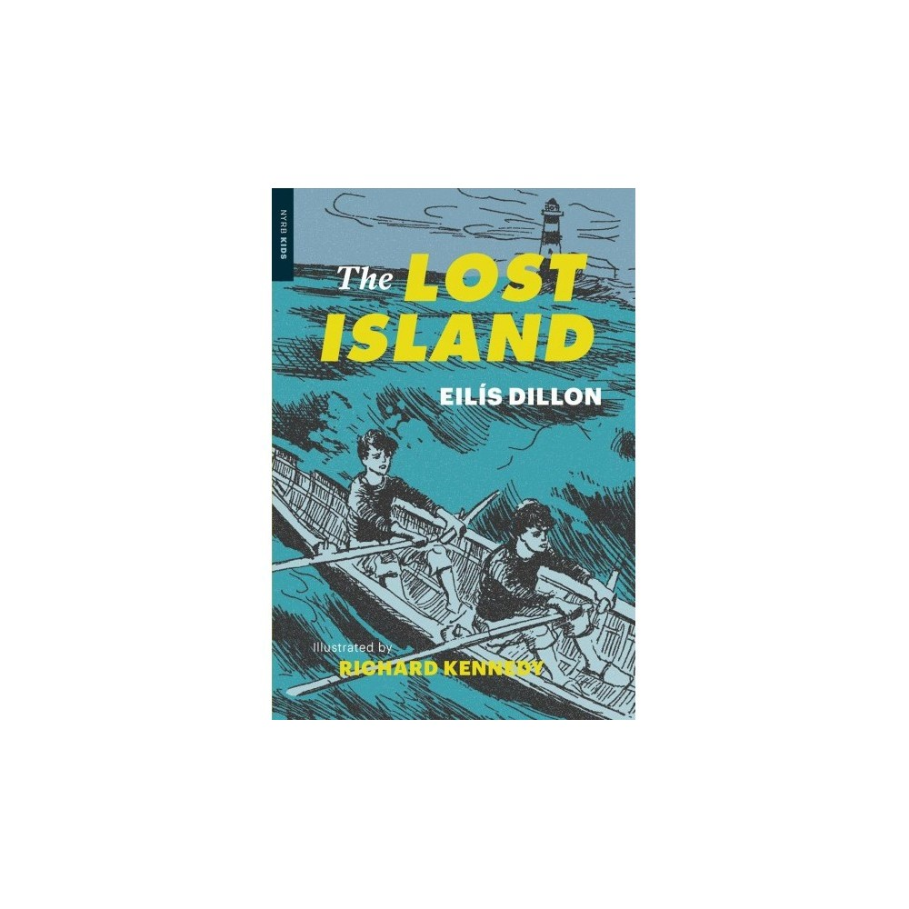 Lost Island - Reprint by Eilis Dillon (Paperback)