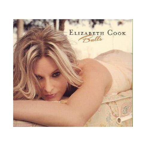 Elizabeth (Singer) Cook - Balls (CD) - image 1 of 1