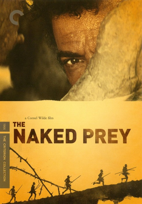 Naked prey (DVD) - image 1 of 1
