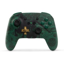 PowerA Enhanced Wireless Controller for Nintendo Switch - The Legend of Zelda