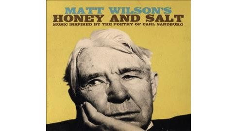 Matt Wilson - Honey And Salt (CD) - image 1 of 1