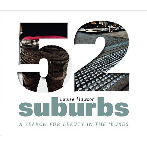 52 Suburbs - by  Louise Hawson (Paperback) - image 1 of 1