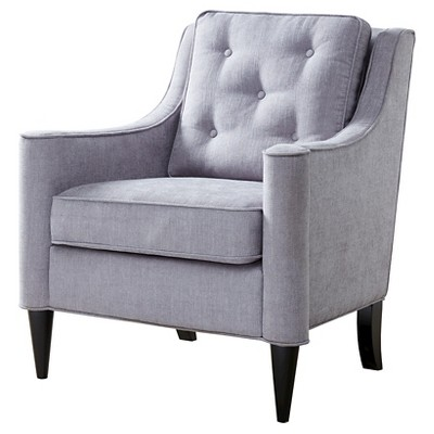 Attrayant Vitra Rolled Arm Accent Chair   Silver