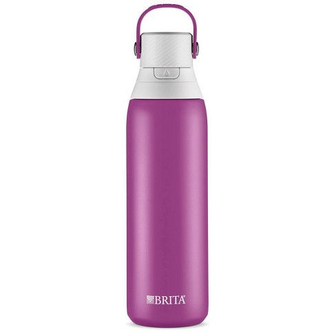 Brita Premium Filtered Water Bottle Stainless - Lilac - image 1 of 2