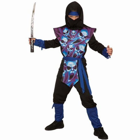 Forum Novelties Ghost Ninja Child Costume - image 1 of 1