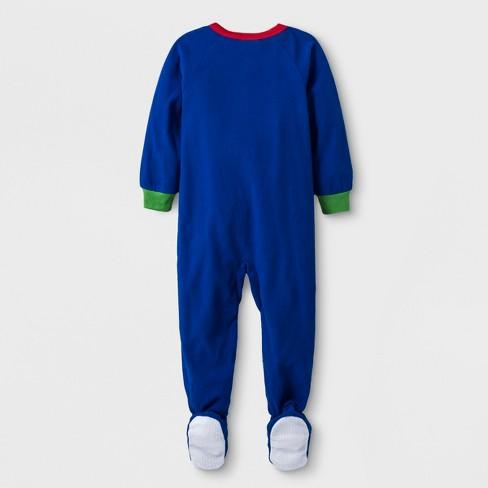 9e91c47af8 Toddler Boys  PJ Masks Blanket Sleeper - Blue 4T   Target