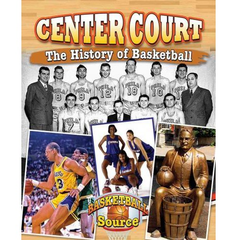 Center Court : The History of Basketball (Paperback) (Jaime Winters) - image 1 of 1