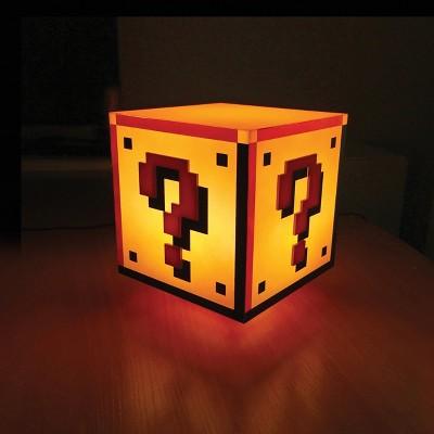 Nintendo Super Mario Question Block Light - Large