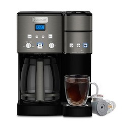 Cuisinart Combo 12 Cup and Single-Serve Coffee Maker - Ss-15