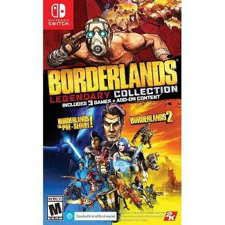 Borderlands: Legendary Collection - Nintendo Switch