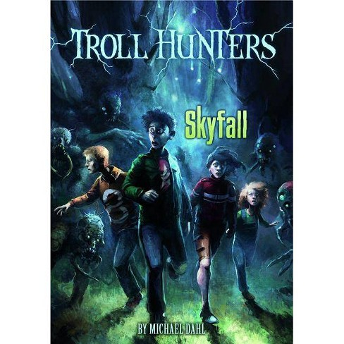 Skyfall - (Troll Hunters) by  Michael Dahl (Hardcover) - image 1 of 1