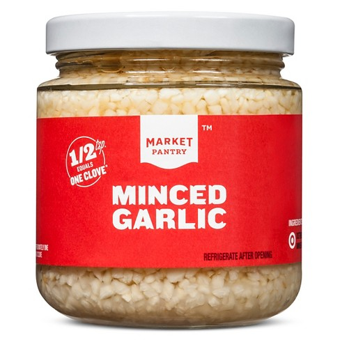 Minced Garlic - 8oz - Market Pantry™ - image 1 of 1