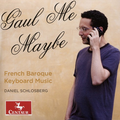 Daniel schlosberg - Gaul me maybe (CD) - image 1 of 1