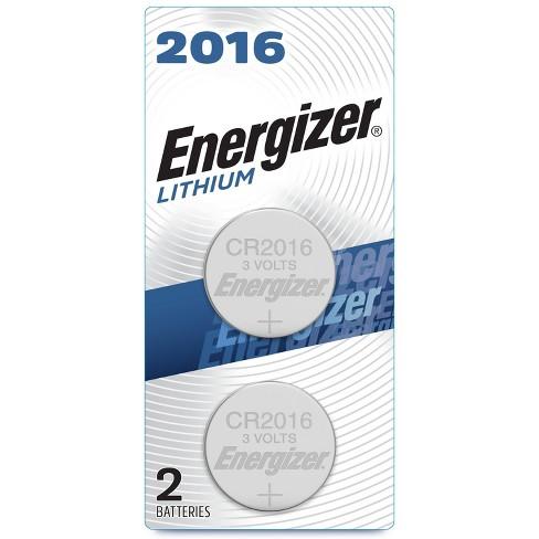 Energizer 2pk 2016 Batteries Lithium Coin Battery Target