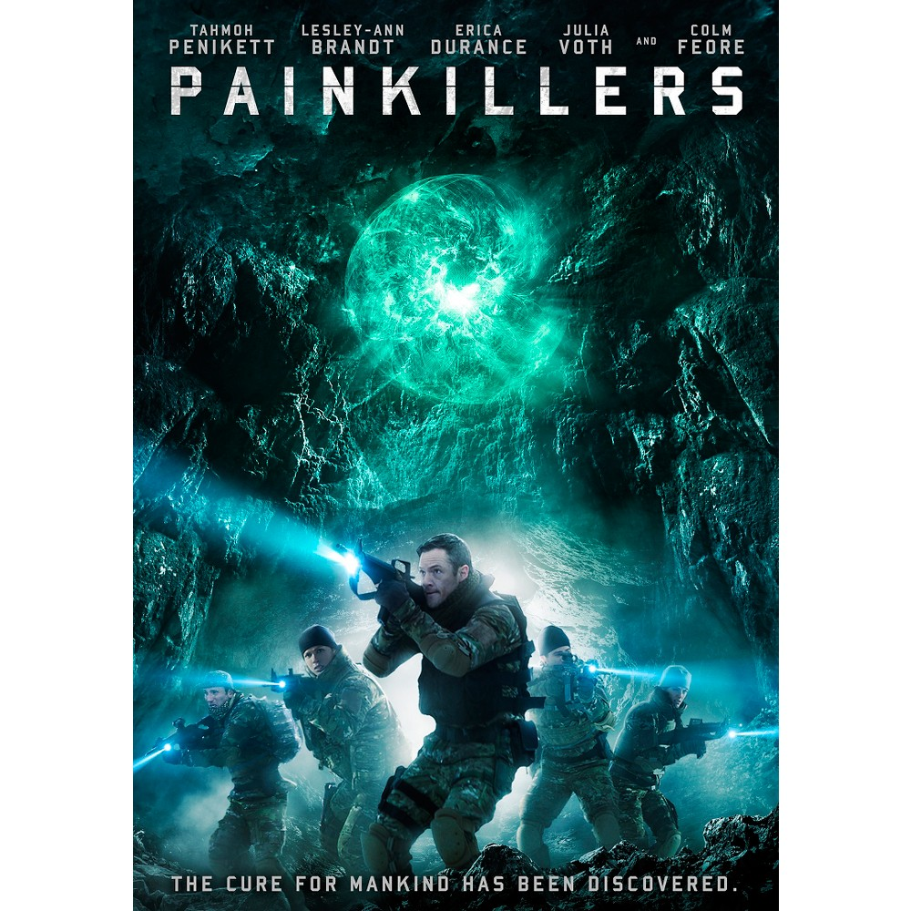 Painkillers (Dvd), Movies