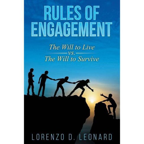 Rules of Engagement - by  Lorenzo Leonard (Paperback) - image 1 of 1
