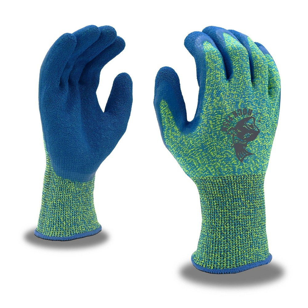 Rock Fish Cordova Safety Products Fillet Gripper Gloves M