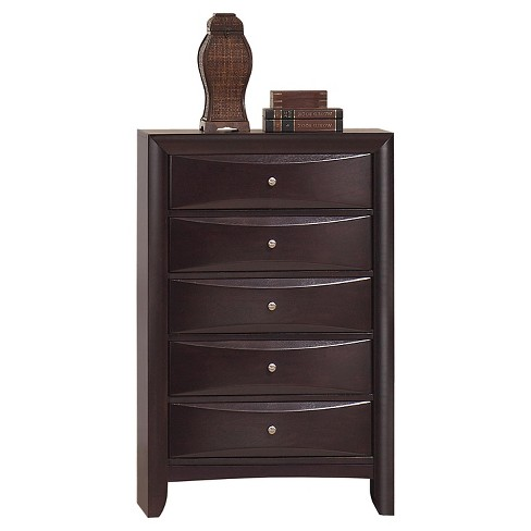 Claire Drawer Chest Dark Cherry - Picket House Furnishings® - image 1 of 4