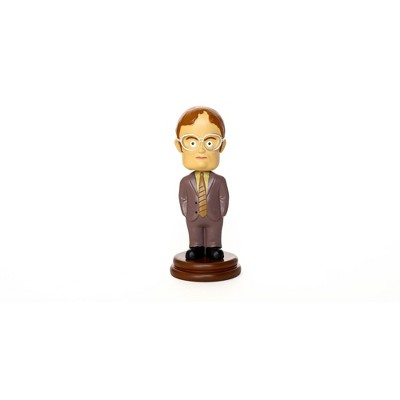 Surreal Entertainment The Office Dwight Schrute Bobblehead Collectible Figure   Stands 5.5 Inches Tall