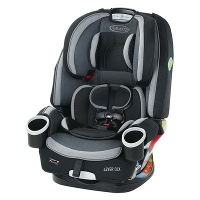 Graco 4Ever DLX All-In-One Convertible Car Seat - Aurora